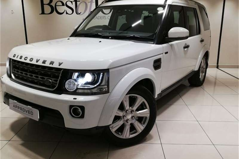 Land Rover Discovery SCV6 SE 2014