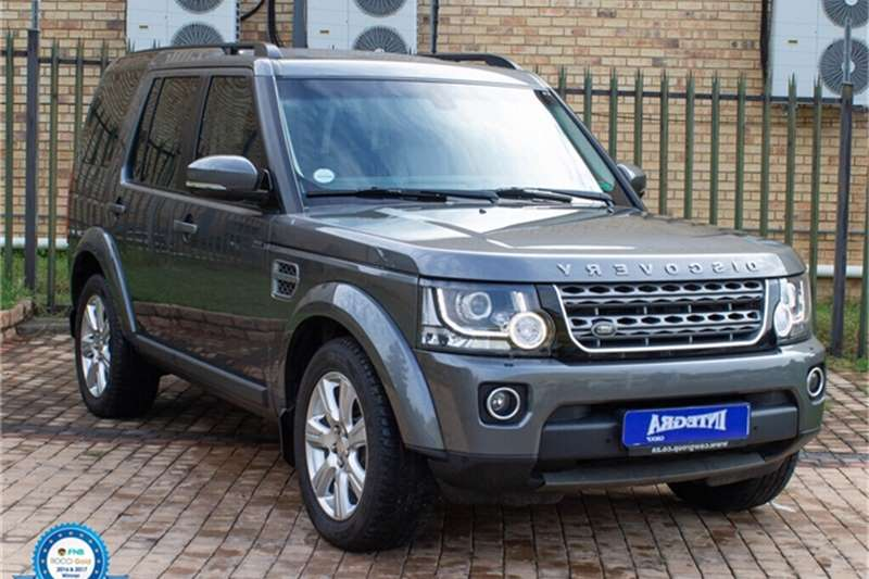 Land Rover Discovery SCV6 SE 2015
