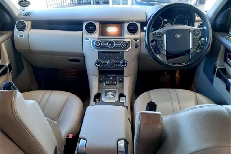 Used 2015 Land Rover Discovery SDV6 SE