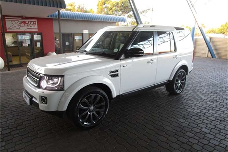 Used 2014 Land Rover Discovery SDV6 XXV Limited Edition
