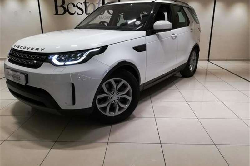 Land Rover Discovery SE Si6 2018