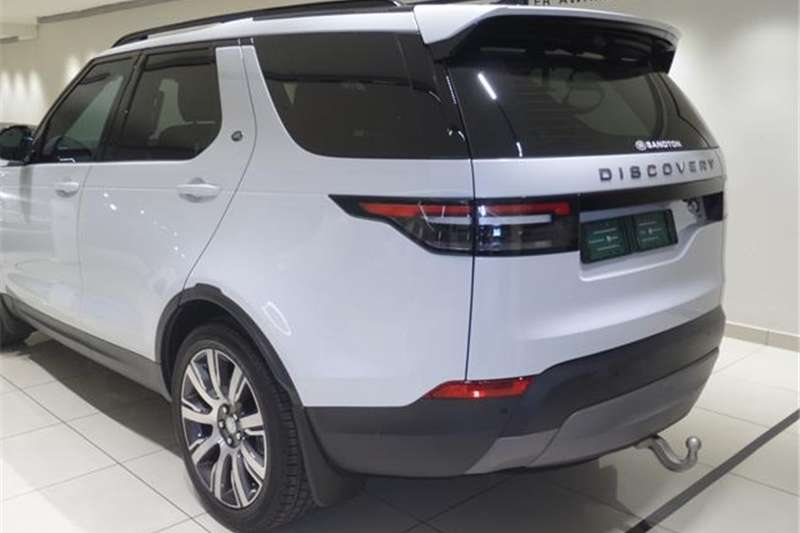 Land Rover Discovery SE Si6 2019
