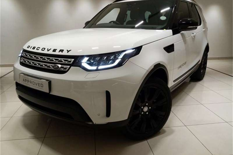 Land Rover Discovery SE Td6 2018