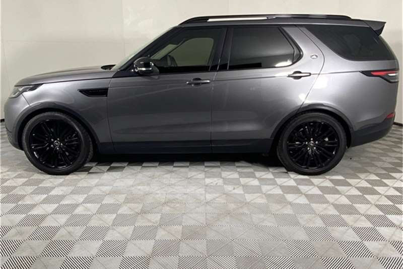2018 Land Rover Discovery Discovery SE Td6