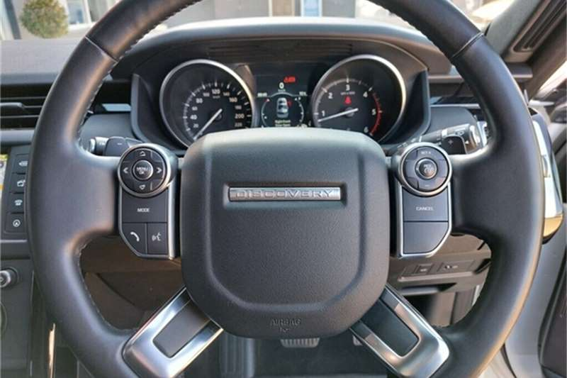 Used 2018 Land Rover Discovery SE Td6