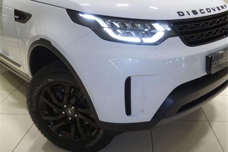 2019 Land Rover Discovery Discovery SE Td6
