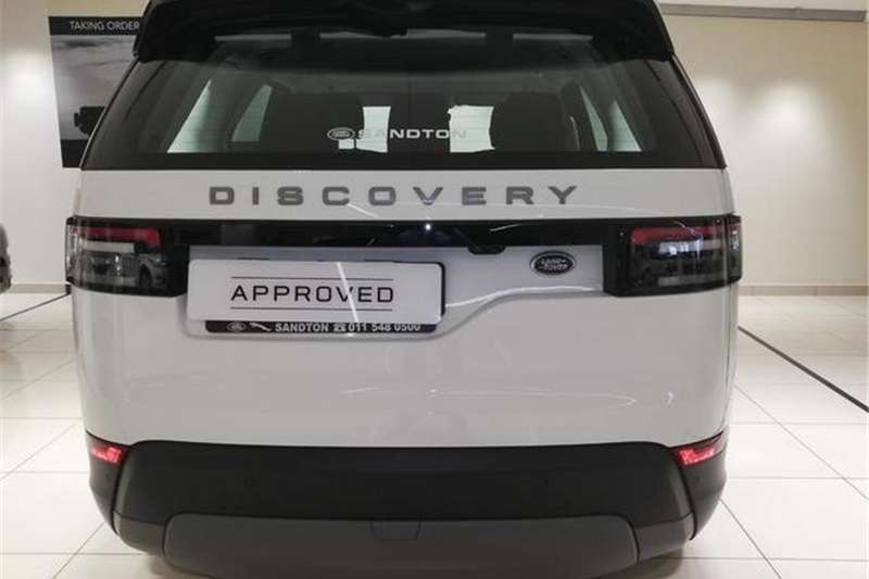 Land Rover Discovery SE Td6 2019