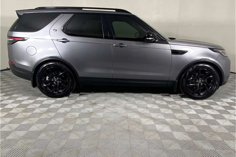 2020 Land Rover Discovery Discovery SE Td6