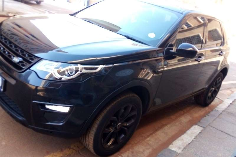 2016 Land Rover Discovery Sport DISCOVERY SPORT 2.0 HSE (213KW)