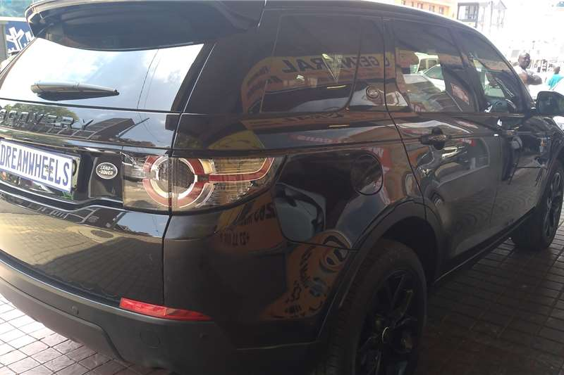 Land Rover Discovery Sport 2.0 HSE LUXURY (213KW) 2016