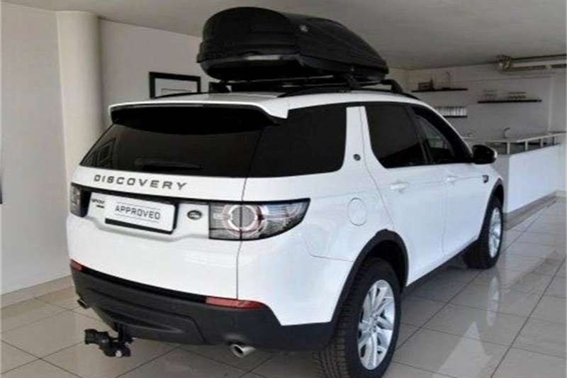 Land Rover Discovery Sport 2.0D HSE (177KW) 2019