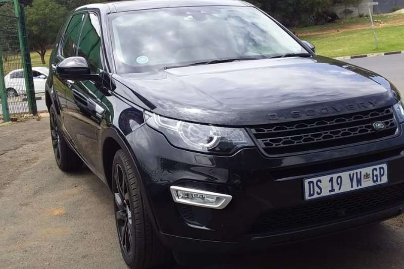 Land Rover Discovery Sport 2.0D HSE LUXURY (177KW) 2015