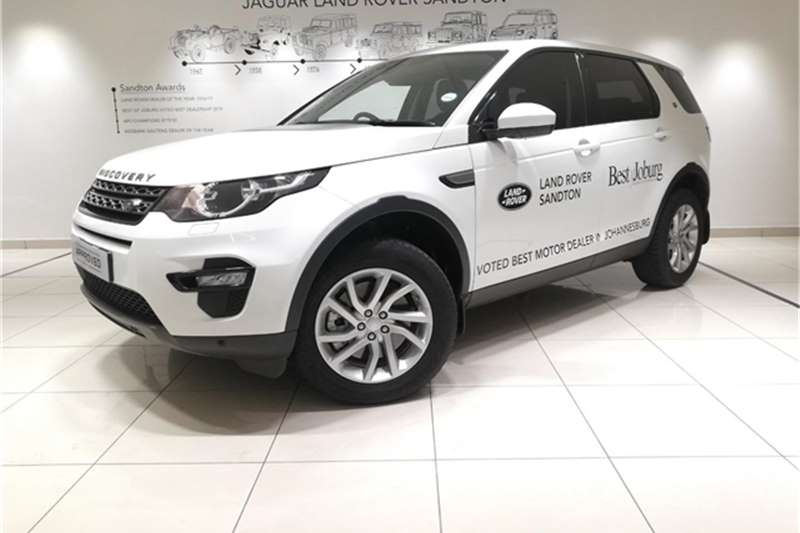 Land Rover Discovery Sport 2.0D SE (177KW) 2019
