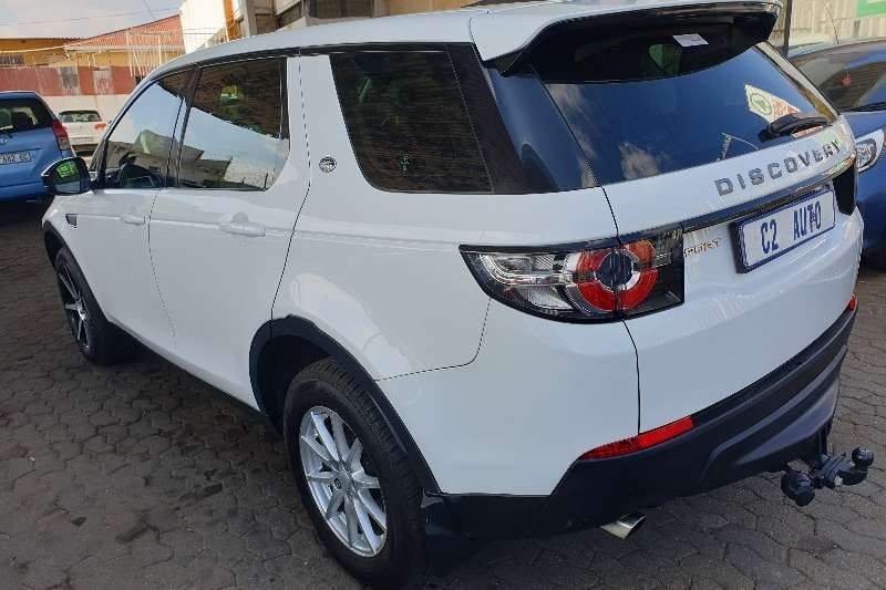 2017 Land Rover Discovery Sport DISCOVERY SPORT 2.0D SE R-DYNAMIC (D180)