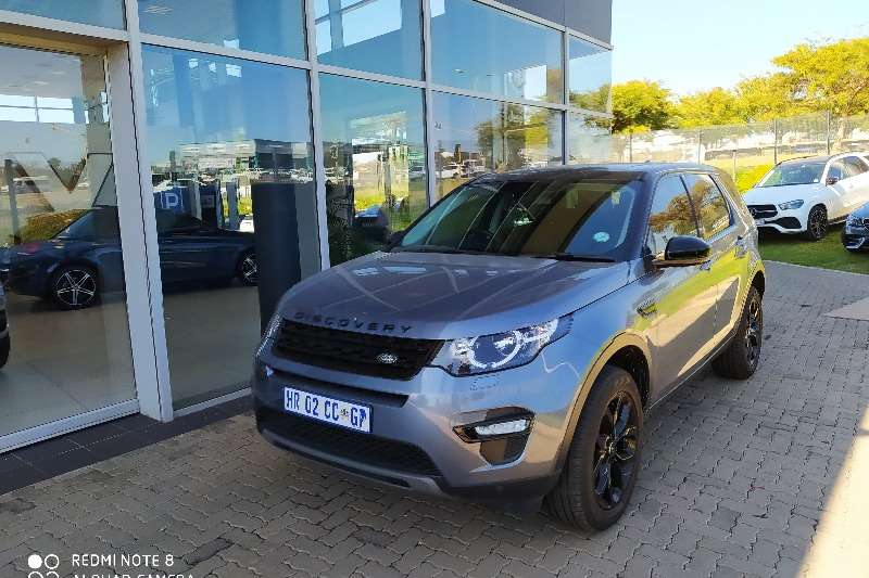 Land Rover Discovery Sport 2.0i4 D SE 2018