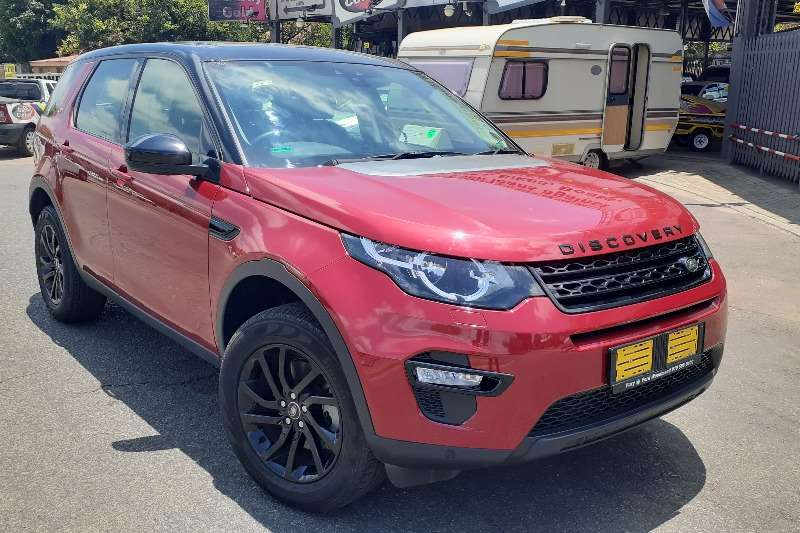 Land Rover Discovery Sport 2.2 SE SD4 2017