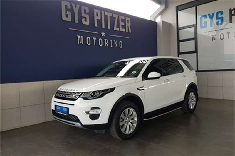Land Rover Discovery Sport HSE Luxury SD4 2015