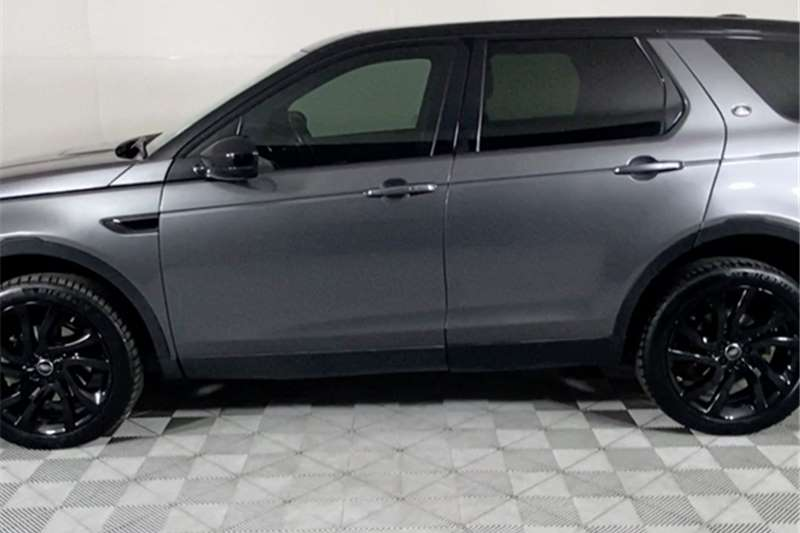 Used 2015 Land Rover Discovery Sport HSE Luxury SD4