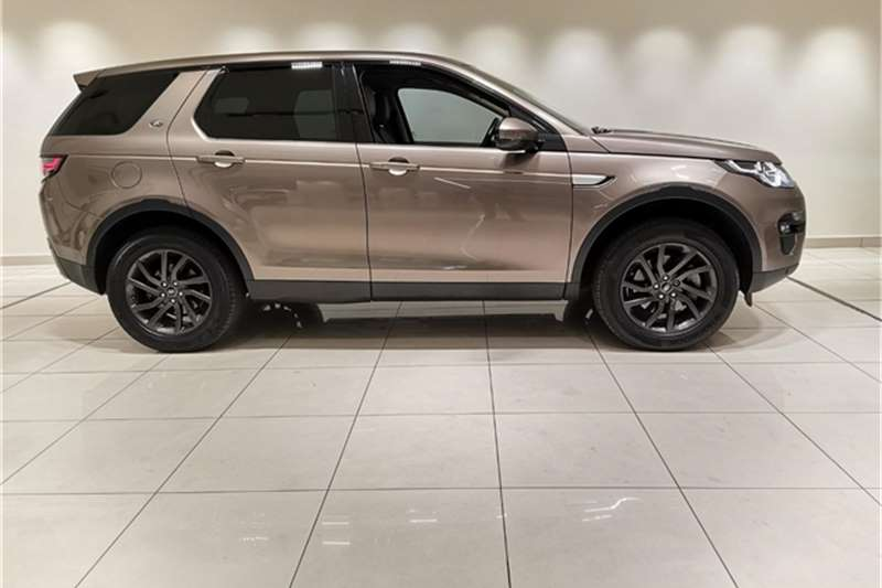 2015 Land Rover Discovery Sport Discovery Sport HSE SD4