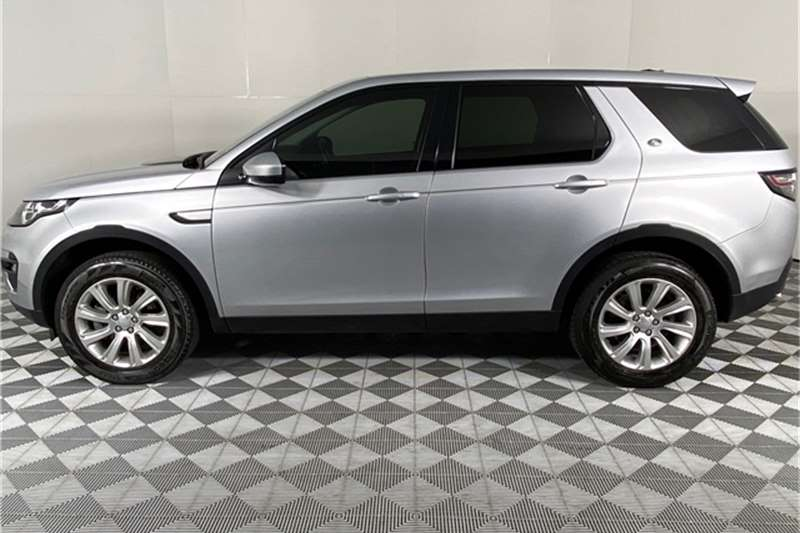 Used 2015 Land Rover Discovery Sport HSE SD4