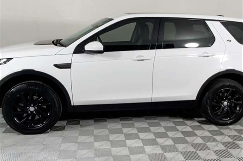 2016 Land Rover Discovery Sport Discovery Sport HSE SD4