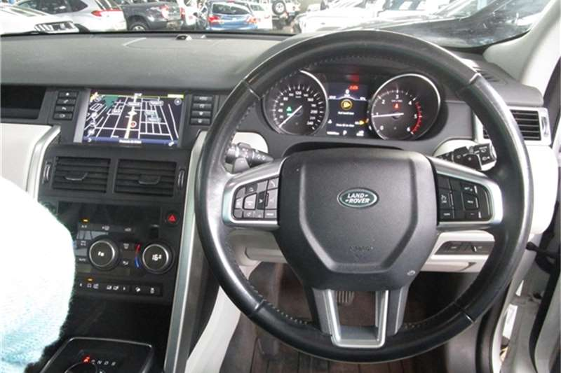Used 2017 Land Rover Discovery Sport HSE SD4