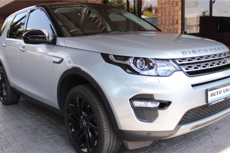 2017 Land Rover Discovery Sport Discovery Sport HSE SD4