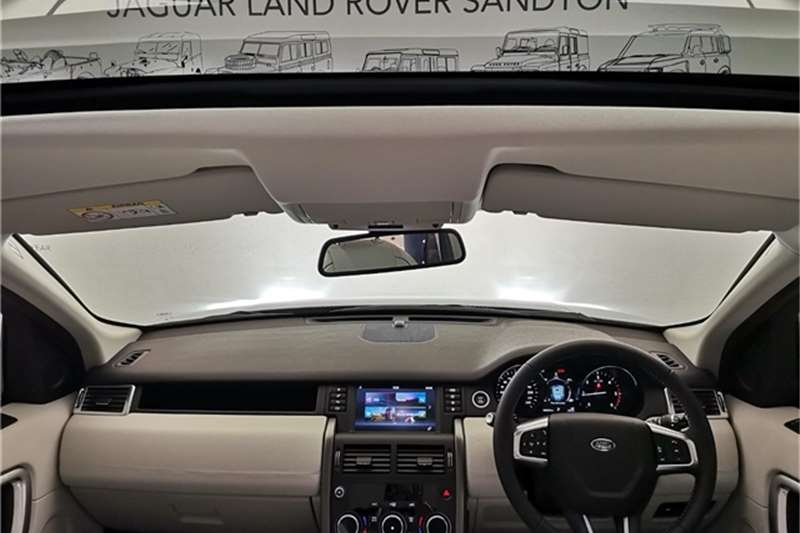 Land Rover Discovery Sport HSE TD4 2019