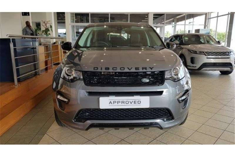 2019 Land Rover Discovery Sport DISCOVERY SPORT 2.0D HSE (177KW)