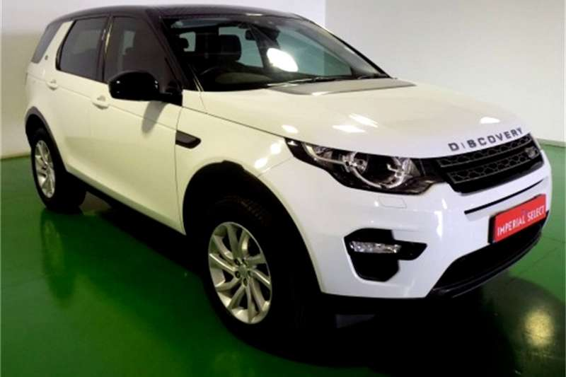 2015 Land Rover Discovery Sport SE SD4