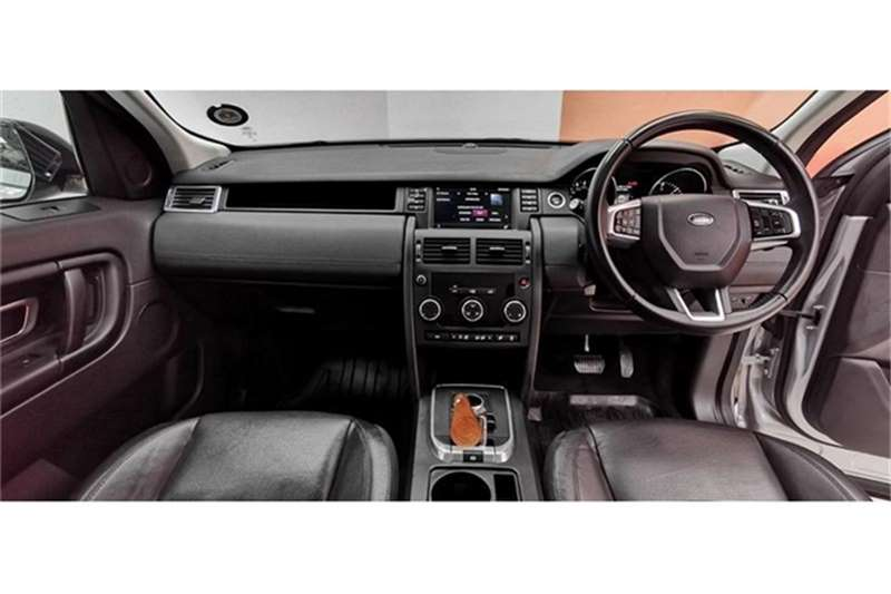2015 Land Rover Discovery Sport S TD4