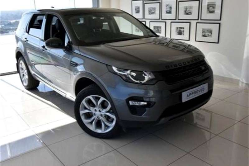 2019 Land Rover Discovery Sport SE TD4