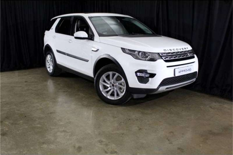 2018 Land Rover Discovery Sport HSE TD4