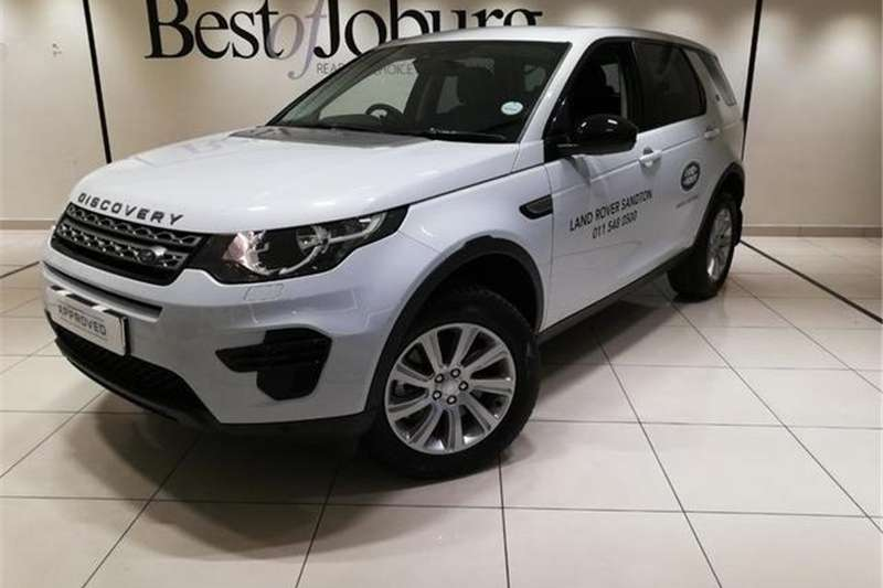 Land Rover Discovery Sport Pure TD4 110kW 2018