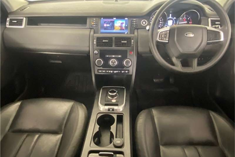 Used 2017 Land Rover Discovery Sport Pure TD4 132kW