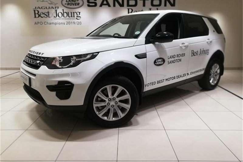Land Rover Discovery Sport Pure TD4 132kW 2019