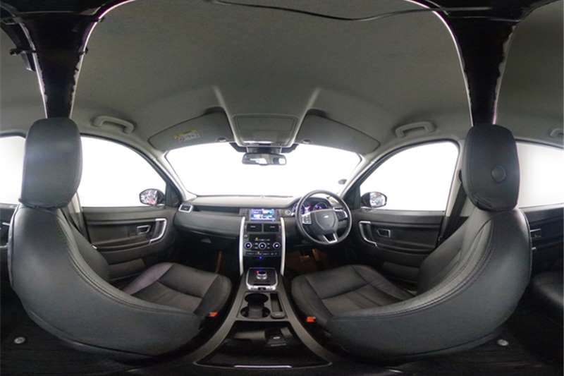 Used 2015 Land Rover Discovery Sport S SD4