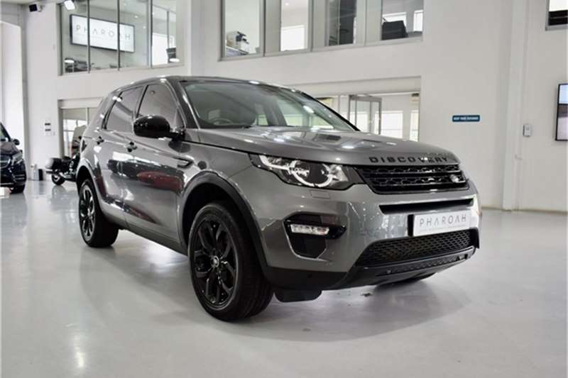 2016 Land Rover Discovery Sport Discovery Sport SE SD4