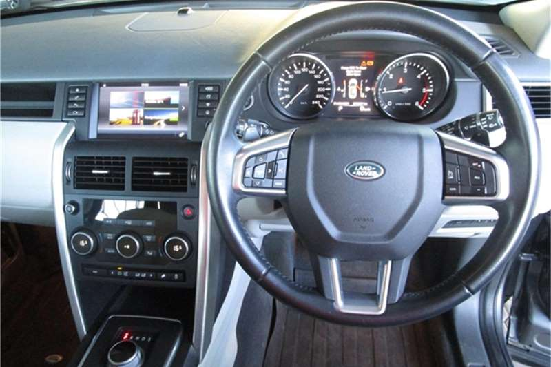 Used 2016 Land Rover Discovery Sport SE SD4