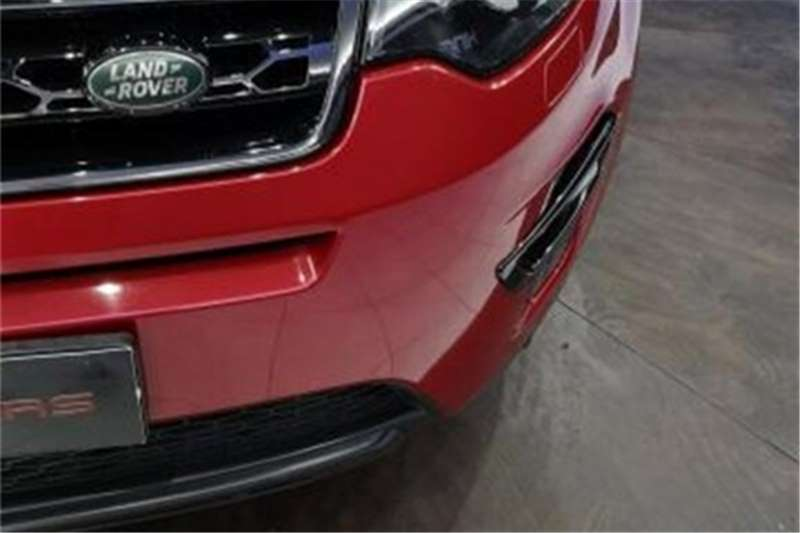 Land Rover Discovery Sport SE SD4 2016
