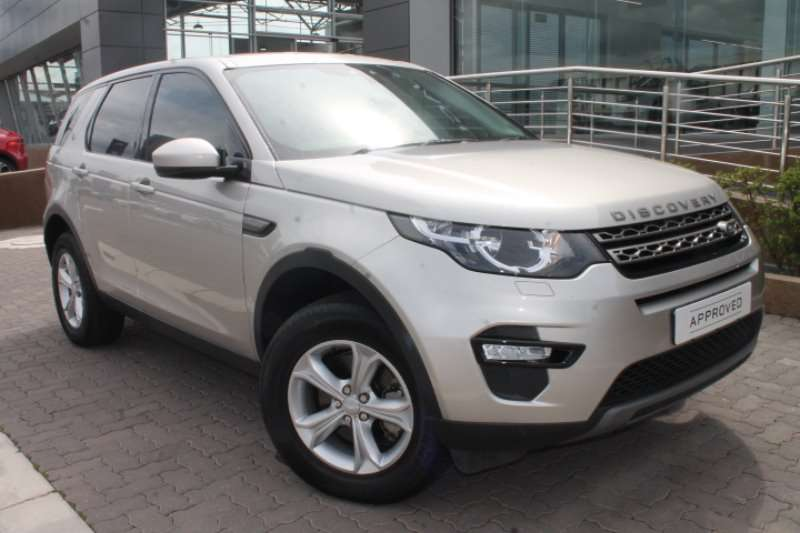 Land Rover Discovery Sport SE SD4 2018