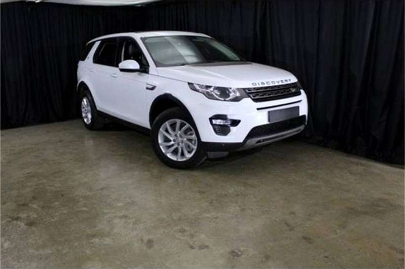 Land Rover Discovery Sport SE Si4 2018