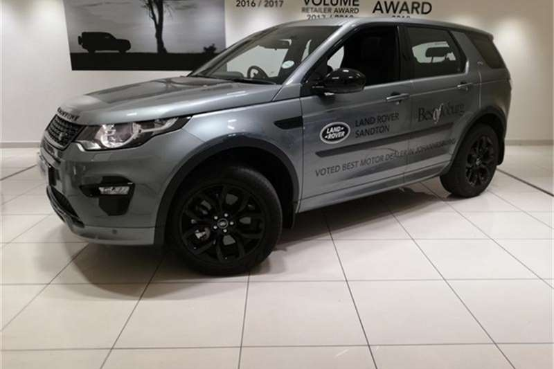 Land Rover Discovery Sport SE TD4 2018