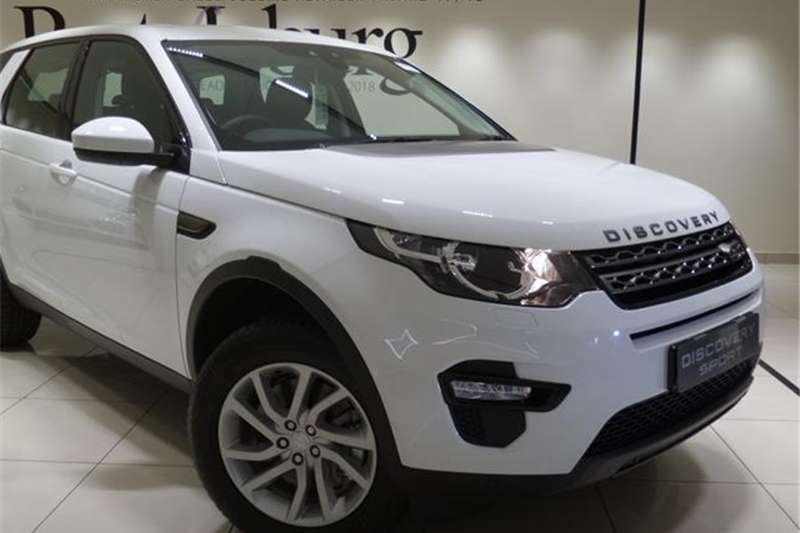 Land Rover Discovery Sport SE TD4 2019