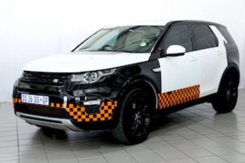 Land Rover Discovery SPOT 2.2 SD4 HSE 2015