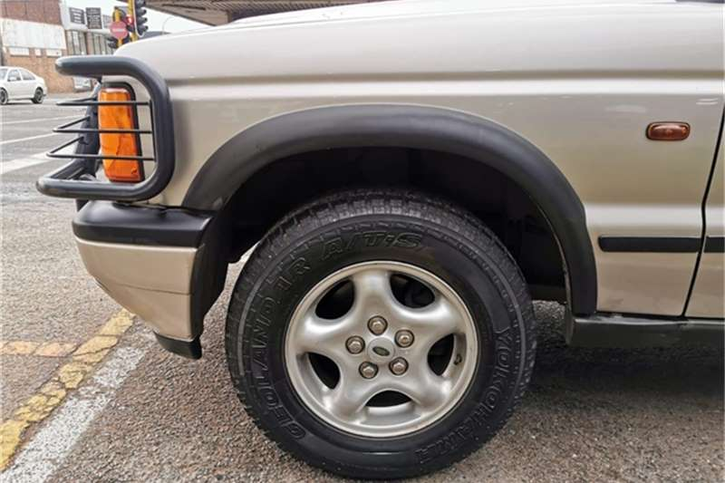 Land Rover Discovery TDI S A/T 1998