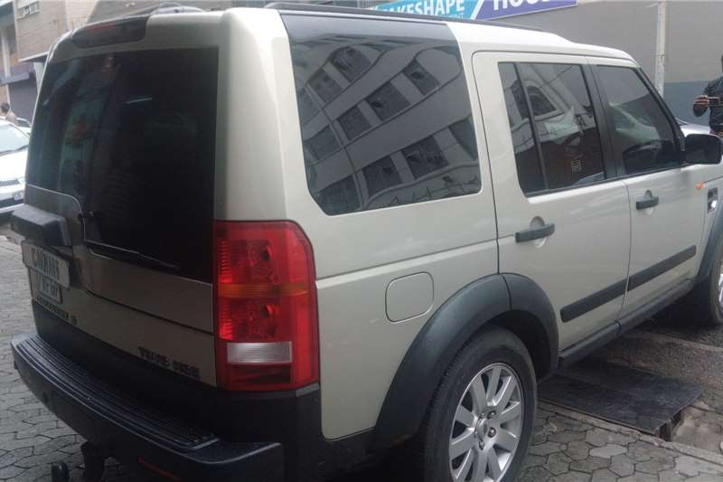 2006 Land Rover Discovery Discovery TDV6 XS