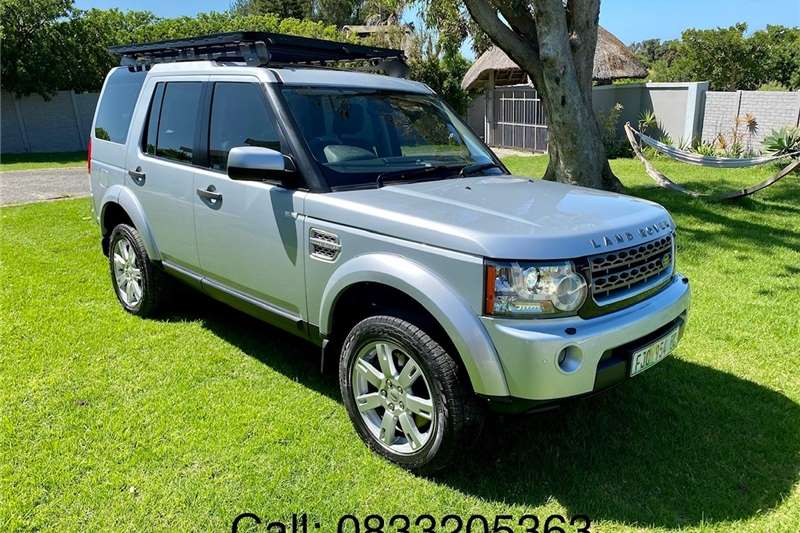 Land Rover Discovery TDV6 XS 2010