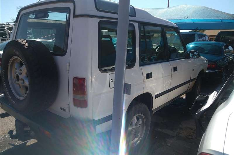 Used 0 Land Rover Discovery