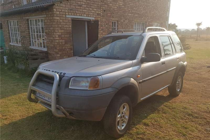Land Rover Freelander 1.8 5 door SE 2002